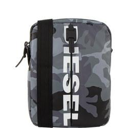 Small Camouflage Crossbody Bag