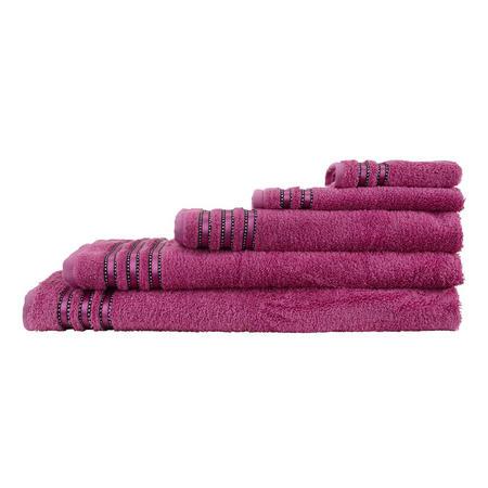 Cult De Luxe Towel Dark Pink 839