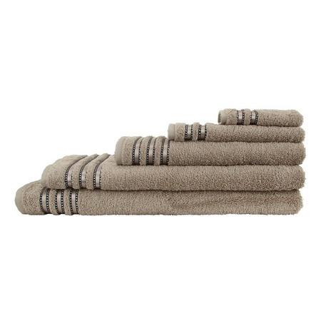 Cult De Luxe Towel Dark Beige 611