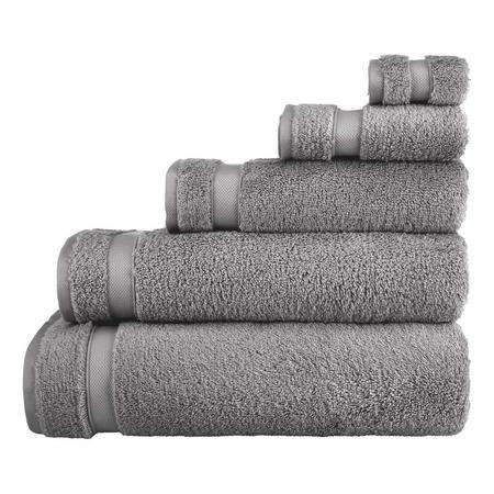 Scala Towel Dark Grey 737