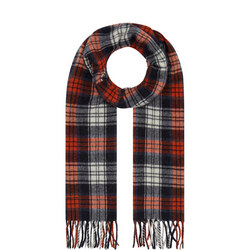 Multi-Check Scarf