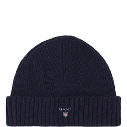 Lined Beanie Hat