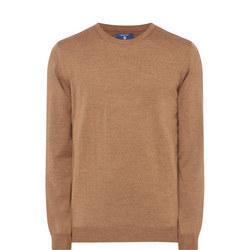 Crew Neck Merino Sweater