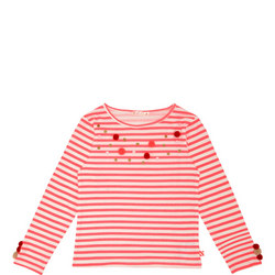 Striped Bobble T-Shirt