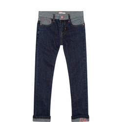 Sparkle Trim Jeans