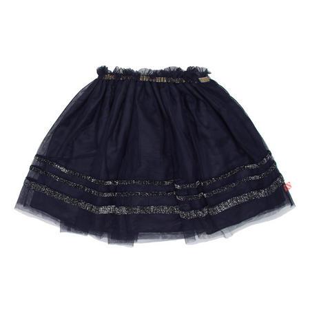 Glitter Stripe Tutu Skirt