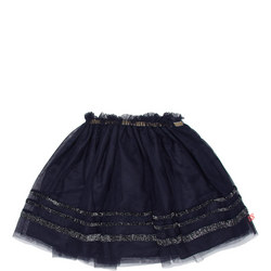 Glitter Stripe Tutu Skirt