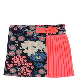 Chinese Pleated Skirt