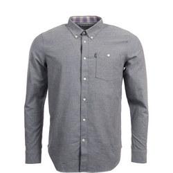 Ashwood Brushed Oxford Shirt