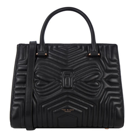 Quilted Bow Tote