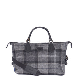 Shadow Tartan Explorer Holdall Bag