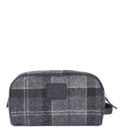 Shadow Tartan Wash Bag