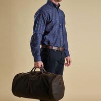 Wax Holdall Bag