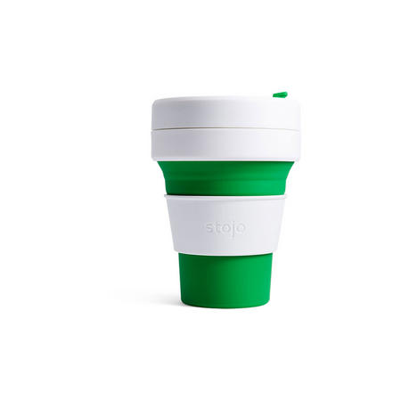 Collapsible Cup 12oz Green