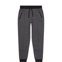Contrast Sweat Pants