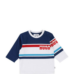 Babies Logo Stripe Top