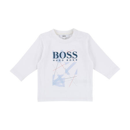 Babies Logo Long Sleeve T-Shirt