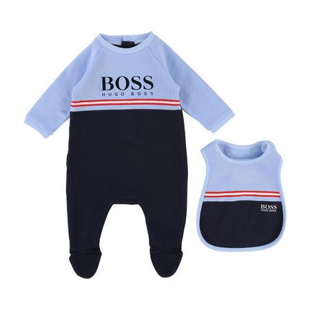 Babies Bodysuit And Bib