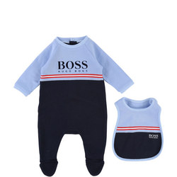 Babies Bodysuit And Bib