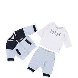 Babies Three-Piece Tracksuit