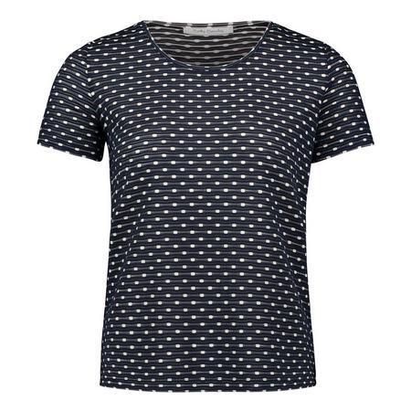 Spot Print T-Shirt