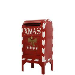Christmas Mailbox Ornament