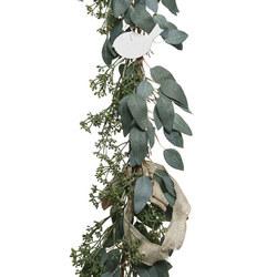 Sage Leaf Garland 9Cm