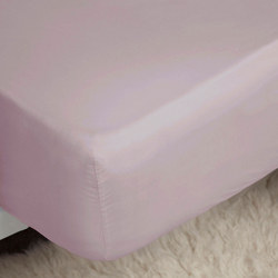 200 Thread Count Egyptian Cotton Fitted Sheet Mulberry