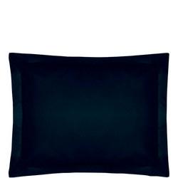 200 Thread Count Egyptian Cotton Oxford pillowcase Navy