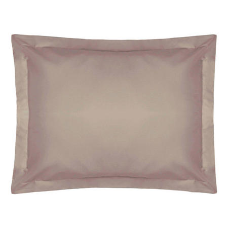200 Thread Count Egyptian Cotton Oxford pillowcase Mulberry