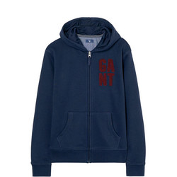 Teen Collegiate Full Zip Hoody