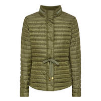 Belted Puffer Jacket