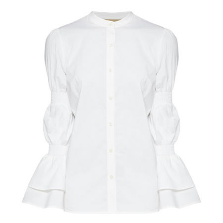 Smock Sleeve Shirt