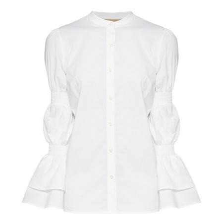 Smock Sleeve Shirt