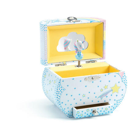Unicorn's Dream Music Box