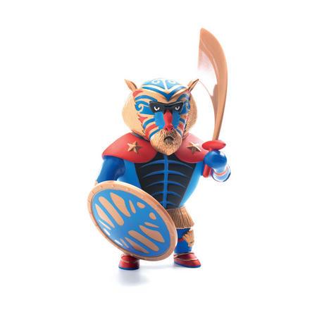 Bushi Knight Arty Toy Figure