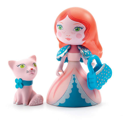 Rosa And Cat Arty Toy Figure