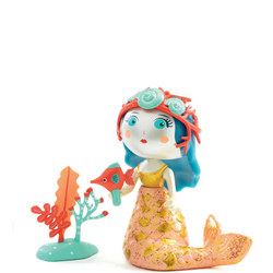 Aby And Blue Arty Toy Figure
