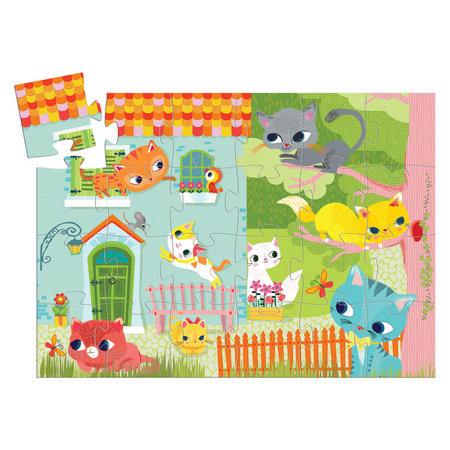 Pachat And Friends 24-Piece Jigsaw