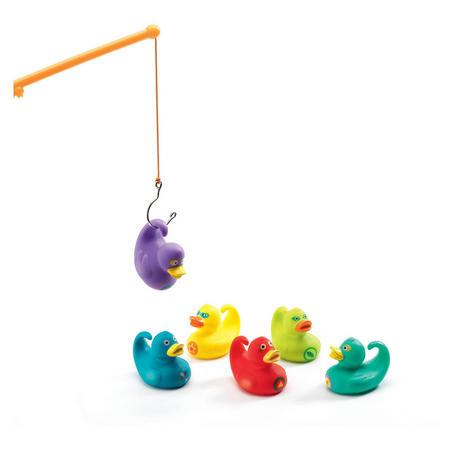 Ducky Fishing Ducks
