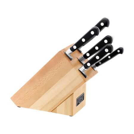 Sabatier5 Piece Knife Block Set