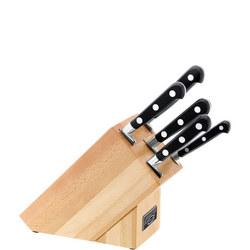 Sabatier5 Piece Knife Block Set