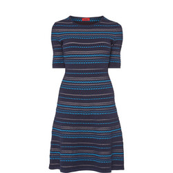 Swany Striped Dress