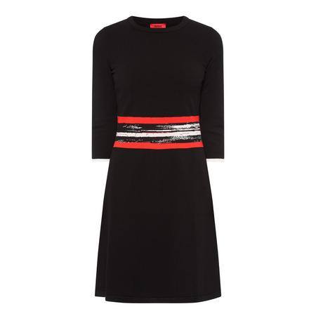 Sawnika Fit & Flare Dress