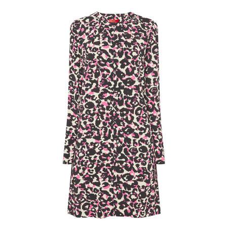 Kirane Leopard Dress
