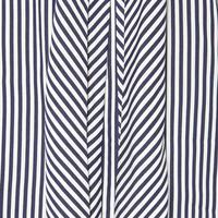 Cassica Striped Blouse