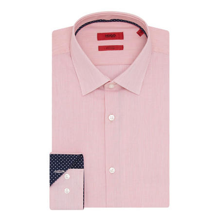 Contrast Trim Shirt