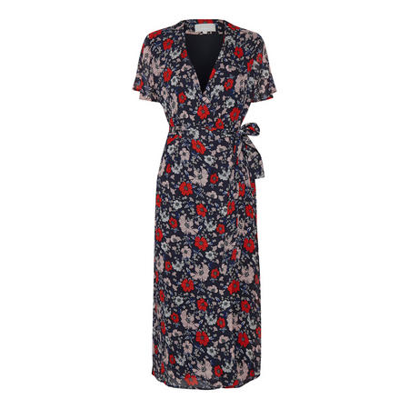 Senga Wrap Dress