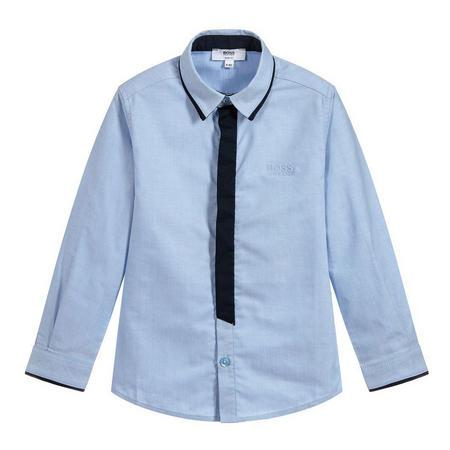 Contrast Placket Shirt