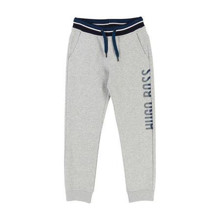 Boys Side Logo Track Pants